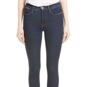 Frame Le High Skinny Jeans Size 24